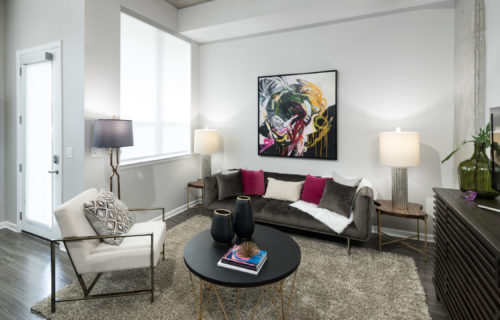 luxury apartment home interior - Luxury at Your Fingertips