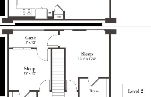 Denver Townhouse Apartments