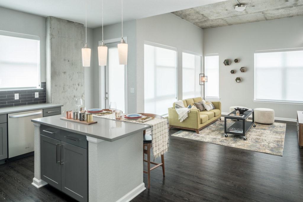 luxury apartments in Denver