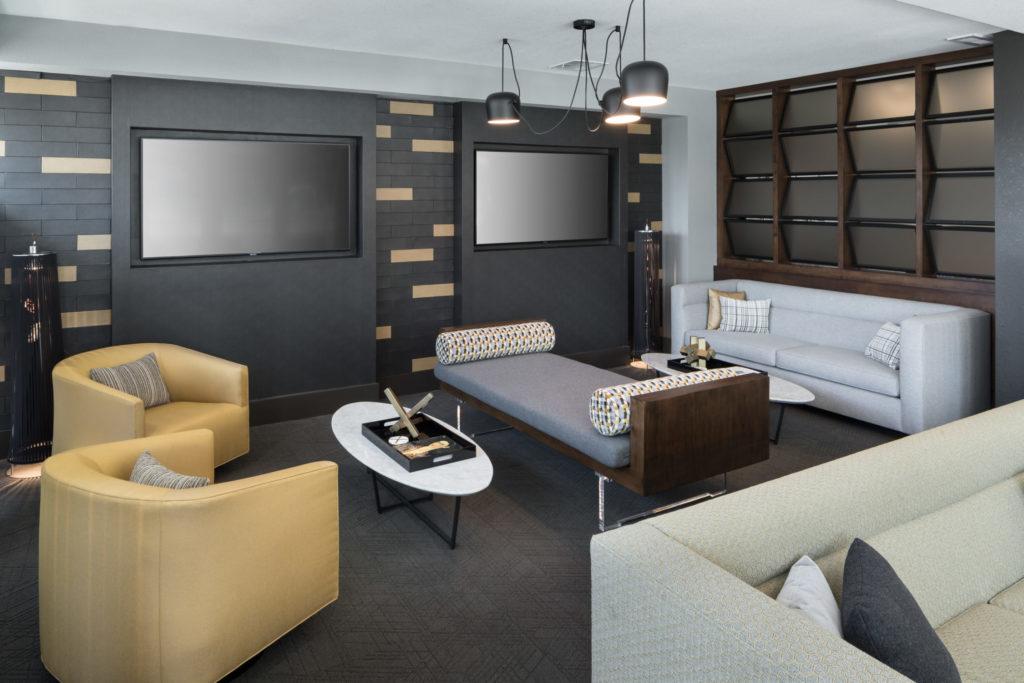 Denver luxury apartment community