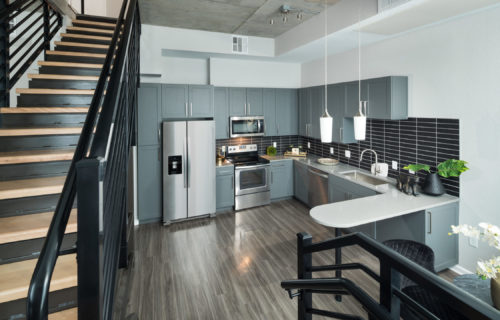 Bold and Beautiful Denver Apartments
